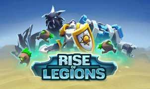 Rise of Legions F2P RTS Title