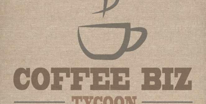 CoffeeBiz Tycoon Early Access Title
