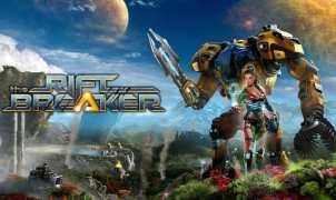 Riftbreaker Sci-Fi Survival Game Title