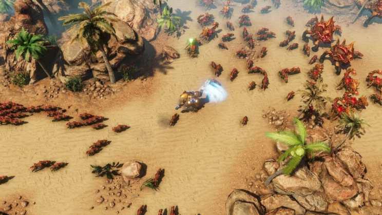 Riftbreaker Sci-Fi Survival Game ss1