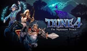 Trine 4: The Nightmare Prince Release Title
