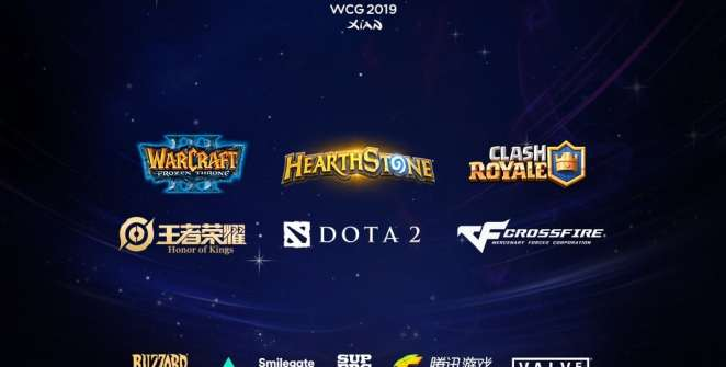 World Cyber Games (WCG) 2019 Title