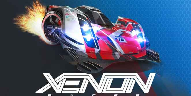 Xenon Racer Release Title