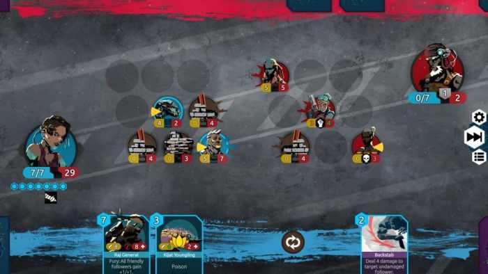 Nowhere Prophet Deck-Building Game ss2