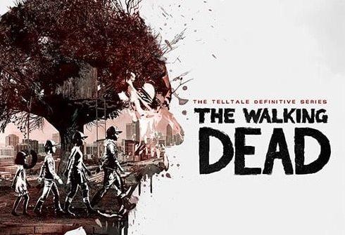 Walking Dead: The Telltale Definitive Series Title