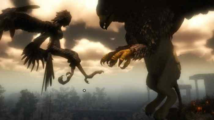 Argonus and the Gods of Stone ss1