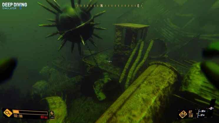 Deep Diving Simulator Game ss2