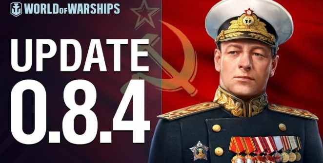 World of Warships Adds Soviet Battleships Title