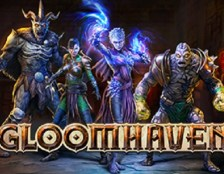 Gloomhaven Tactical-RPG Early Access Title