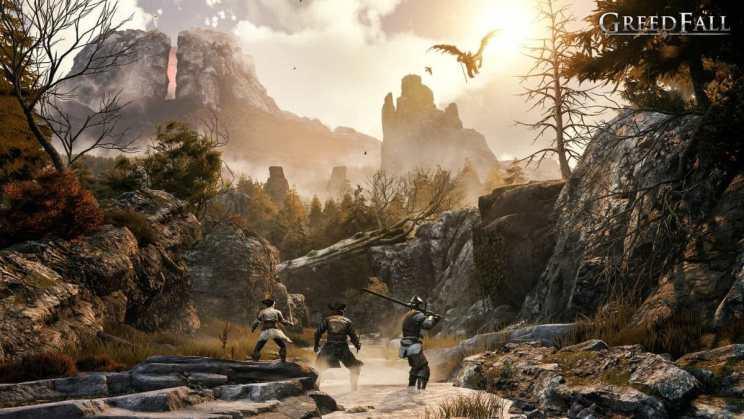 Greedfall Story Trailer E3 ss1