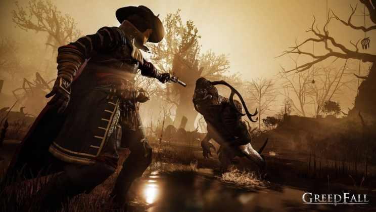 Greedfall Story Trailer E3 ss2