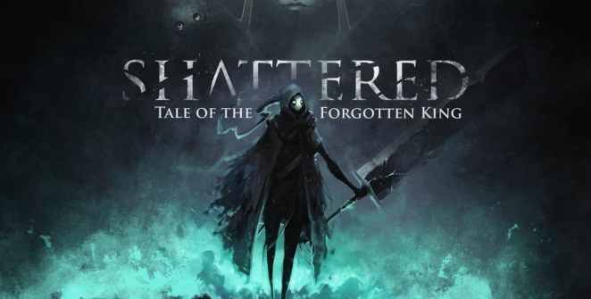 Shattered - Tale of a Forgotten King Title