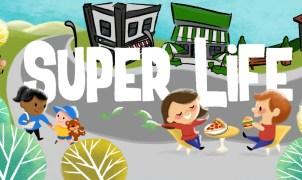 Super Life RPG Title