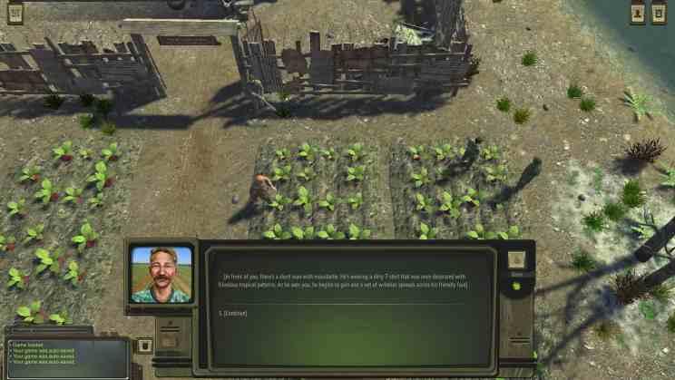 Atom RPG Review Dialogue