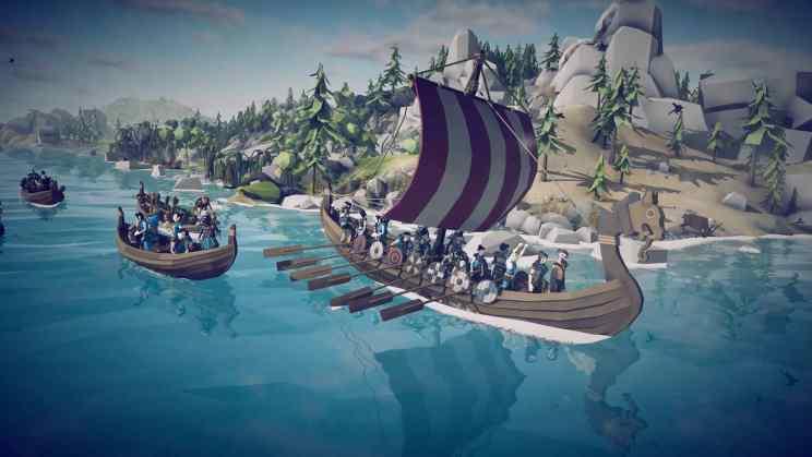 Lost Viking Kingdom Women ss1