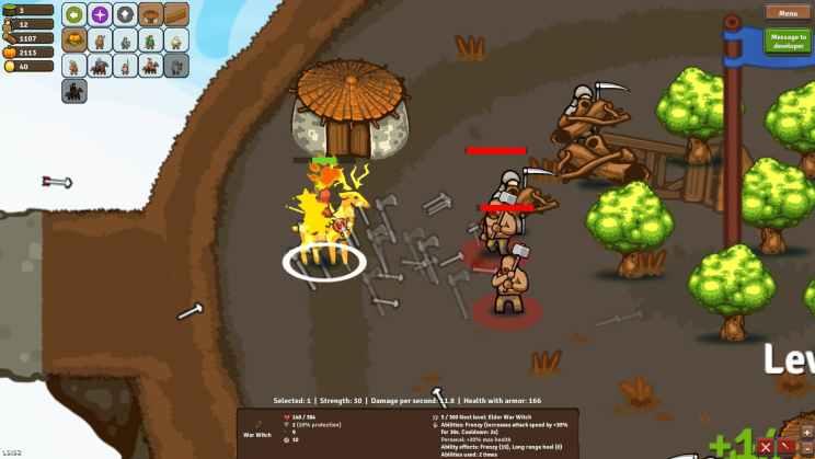 Circle Empires Rivals RTS ss1