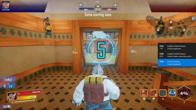 Clash: Mutants VS Pirates MOBA ss1