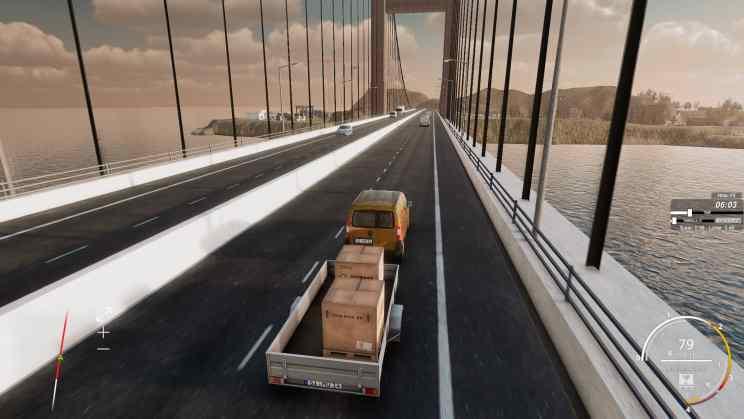 Truck & Logistics Simulator Review scenery