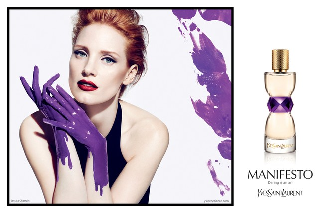 Nouvelle Campagne Yves Saint Laurent – Manifesto By You