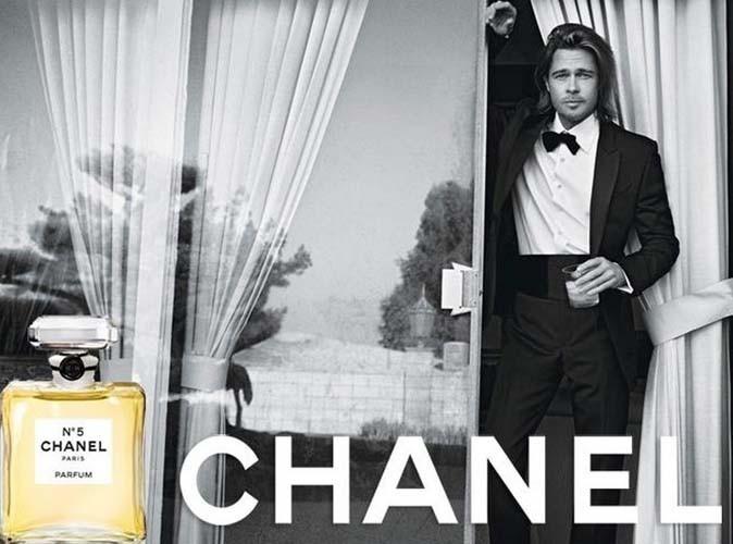 La maison Chanel nous dévoile la suite avec Brad Pitt