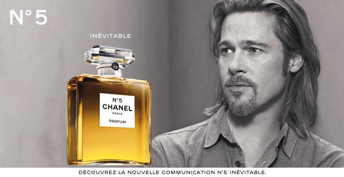 Le film Chanel N°5 avec Brad Pitt, enfin dévoilé