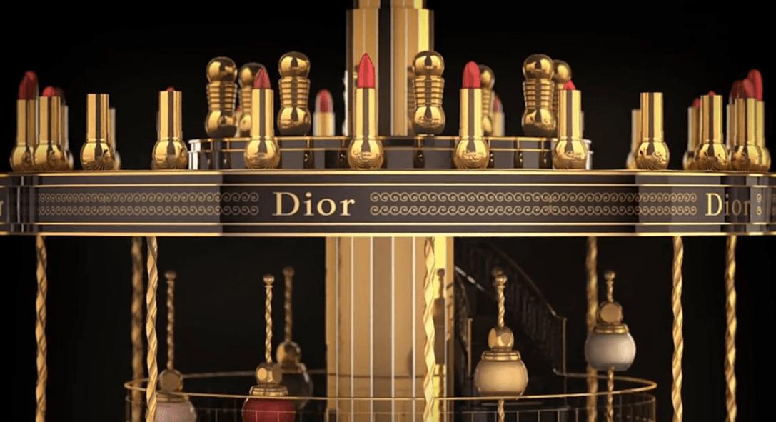 Nouveau film de noël – Dior Ors & Merveilles