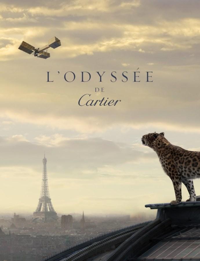 L'Odyssée de Cartier remporte le Grand Prix Stratégies/Amaury Médias du luxe 2012