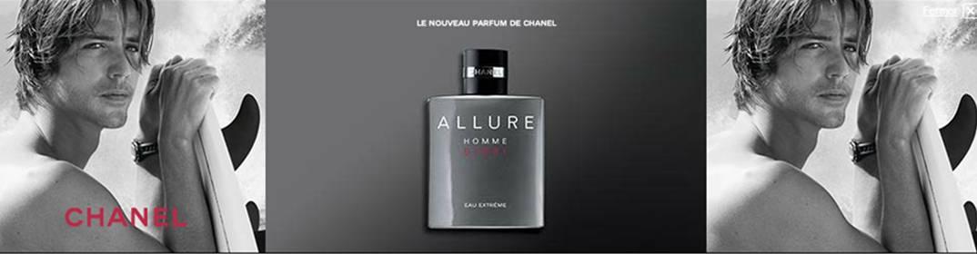 Nouvelle campagne Chanel Allure