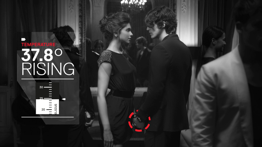 Nouvelle campagne Tissot – You Touch It Tells