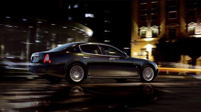 Nouveau film signé Maserati – Quattroporte