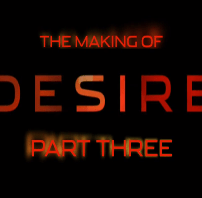 Jaguar F-TYPE presents The Making of Desire: Part Three