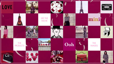 Louis Vuitton – Mini Poems pour la Saint Valentin