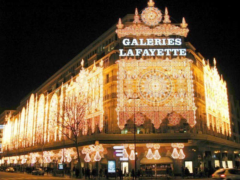 Les Galeries Lafayette lanceront une place de marché