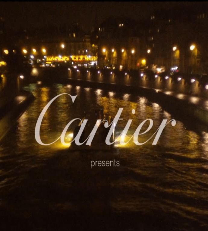 Nouvelles vidéos signées Cartier – Cartier Paris Nouvelle Vague