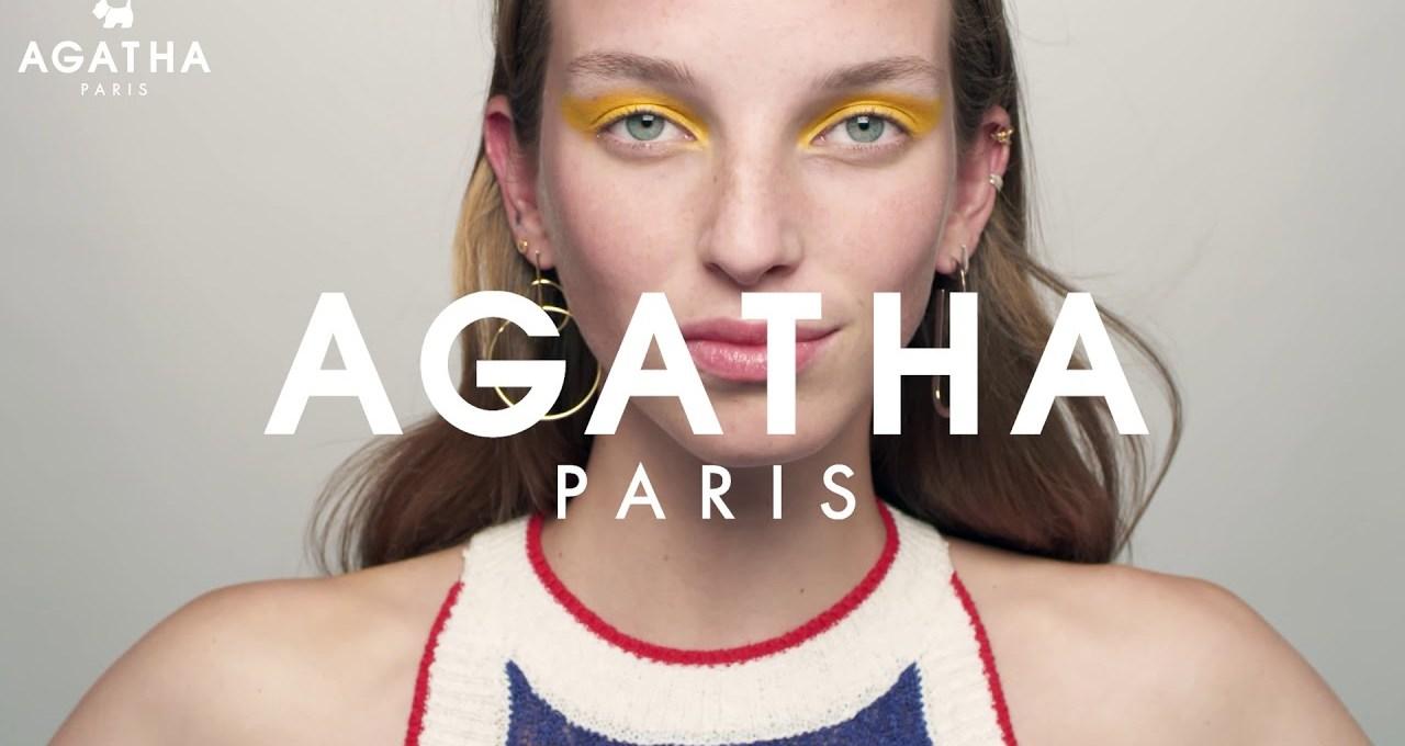 @AGATHA Paris dévoile une campagne très digitalisé nomée #UnlimitedAgatha