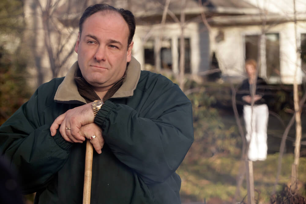 The Sopranos Tony Soprano