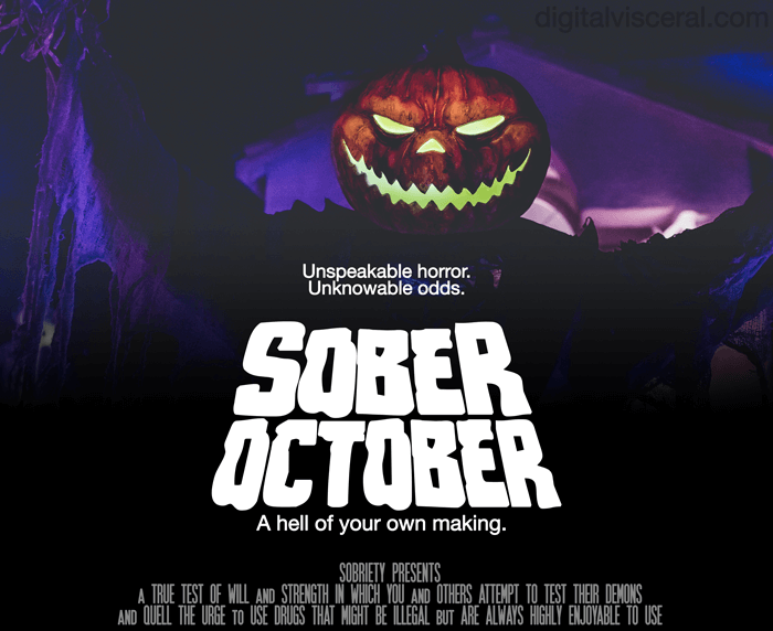 Sober October 2019: The First Half