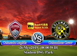 Prediksi Bola Colorado Rapids Vs Columbus Crew 26 Mei 2019