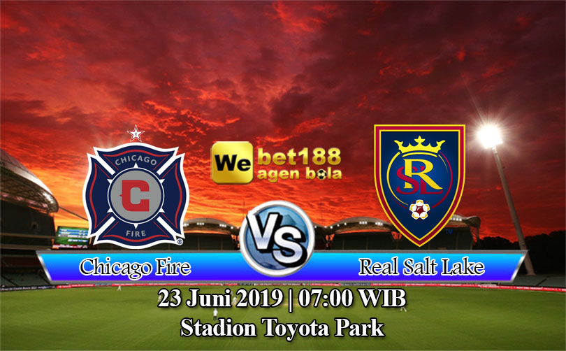 Prediksi Bola Chicago Fire vs Real Salt Lake 23 Juni 2019
