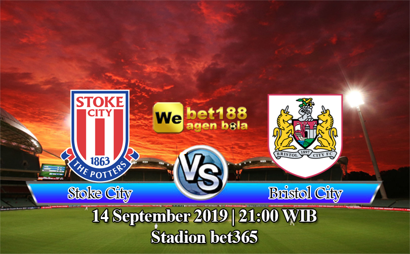 Prediksi Bola Stoke City Vs Bristol City 14 September 2019