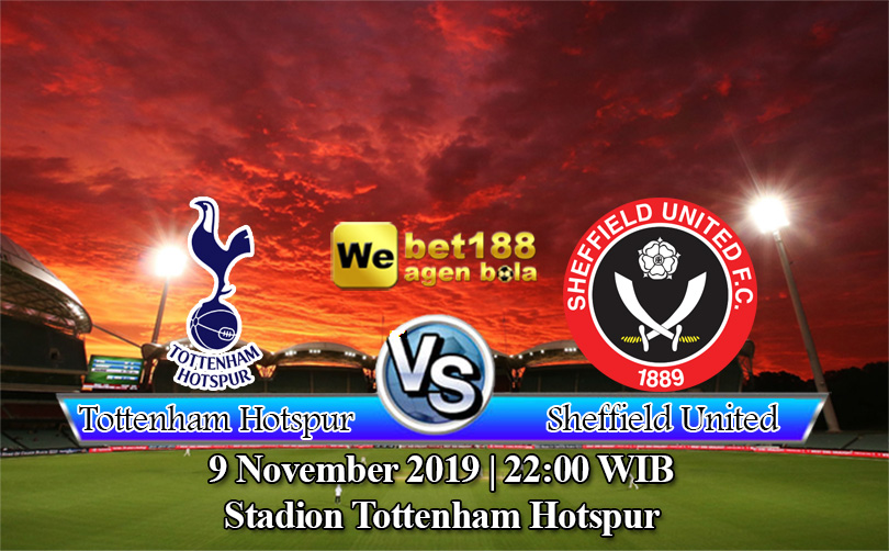 Prediksi Bola Tottenham Hotspur Vs Sheffield United 9 November 2019