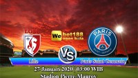 Prediksi Bola Lille Vs Paris Saint Germain 27 Januari 2020