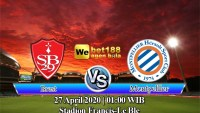 Prediksi Bola Brest vs Montpellier 27 April 2020