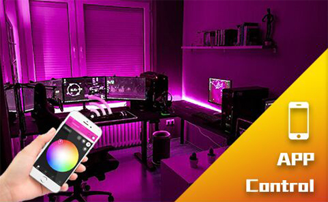 zigbee,color temperature,GLEDOPTO,hue,RGB+CCT - GLEDOPTO RGB+CCT