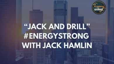 """Photo of """"Jack and Drill"""" #EnergyStrong with Jack Hamlin on Tripping Over the Barrel"""