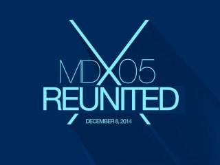 MDX Reunited