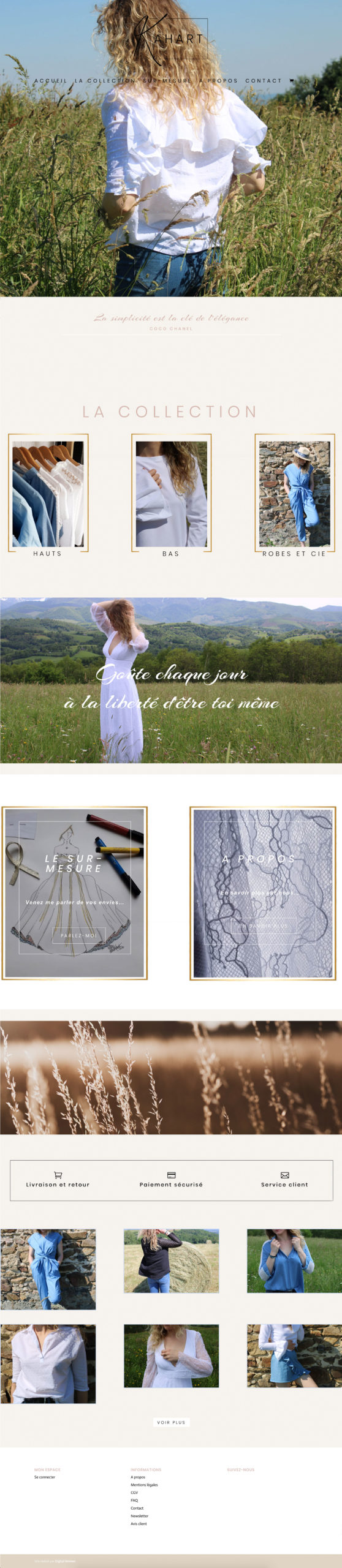 Planche site Emilie