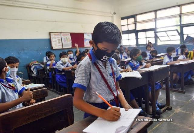 Uttar Pradesh: Schools reopening from August 16 With 50% Attendance