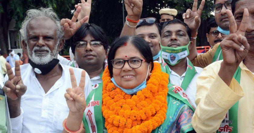 Bihar Assembly elections: बिहार चुनाव में अपराधियों को टिकट देने पर राजनीति दलों ने अभी तक नहीं बताए कारण