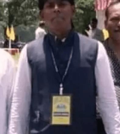 Bihar: Nalanda JDU Leader Badal Kumar Naked Video Goes Viral
